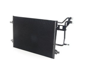 ES#2718790 - 4B0260403T - A/C Condenser  - Transfers heat from the refrigerant  - American Condenser - Audi