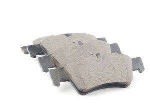 ES#2561299 - 0044204420 - Rear Brake Pad Set - Ceramic brake pad set - Meyle - Mercedes Benz