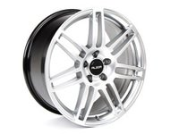 "ES#2535693 - 601-2KT - 18"" Style 601 Wheels - Set Of Four  - (NO LONGER AVAILABLE) - 18""x8"" ET35 CB66.6 5x112 Hyper Silver - Alzor -"