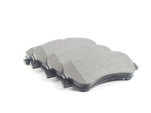 ES#2588694 - 0054209220 - Front Brake Pad Set - Does not include brake pad wear sensors - NPN - Mercedes Benz