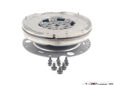 ES#2722931 - 0B1105266AG - Flywheel  - Includes mounting hardware (280mm) - LUK - Audi