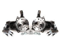 ES#452 - ESR407255KIT - VR6/1.8T Spindle Conversion Kit - Basic kit for upgrading to bigger brakes - Assembled By ECS - Volkswagen