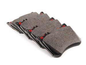 ES#2729281 - 0084200220 - Front Brake Pad Set - Does not include brake pad wear sensors - Genuine Mercedes Benz - Mercedes Benz