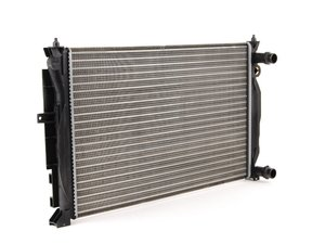 ES#2730758 - 8D0121251P - Coolant Radiator - Fix leaks and keep your cooling system efficient - Valeo - Audi Volkswagen