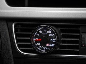 ES#2723973 - 001246ECS01AKT2 - ECS Vent Pod Boost Gauge Kit - Vent-mounted digital boost gauge for 2.0T that looks factory installed - ECS - Audi