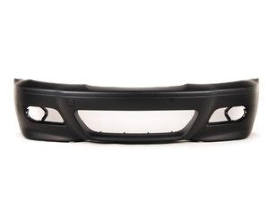 ES#2500612 - 51117894989 - European Front Bumper Cover - Comes in primer ready to paint - Genuine European BMW - BMW