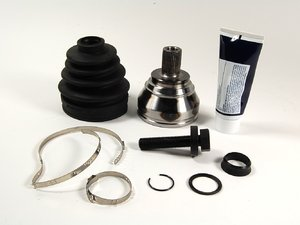 ES#1876527 - 1K0498099B - Front Outer CV Joint Repair Kit - Fits left or right side - Meyle - Audi Volkswagen