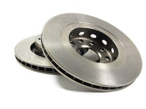 ES#263554 - 4Z7615601 - Rear Brake Rotor - Rear - Priced Each - Restore the stopping power in your vehicle. - Pilenga -