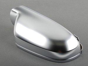 ES#443678 - 8F0857528C3Q7 - Mirror Cap - Aluminum - Right - Restore your exterior look - Genuine Volkswagen Audi - Audi