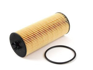 ES#2090584 - 2781800009 - Engine Oil Filter Kit - Priced Each - Includes all o-rings needed for installation - Genuine Mercedes Benz - Mercedes Benz