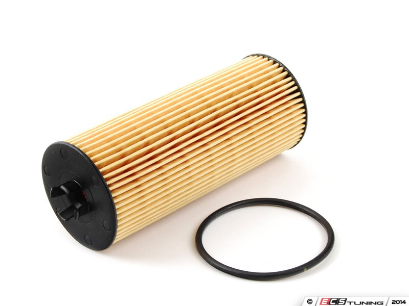 Genuine mercedes benz 2781800009 engine oil filter kit for Mercedes benz fuel filter
