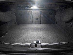 ES#2746470 - 005791ZIZ04KT - LED Trunk Lighting Kit - Get a classier look in your trunk - ZiZa - Audi