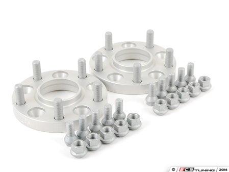 ES#2561406 - 40795725 - TRAK+ Wheel Adapter - 20mm Thickness - Adapts Porsche wheels (5x130 bolt pattern, 71.6mm center bore) to your BMW (5x120 bolt pattern, 72.6mm center bore) - H&R - BMW