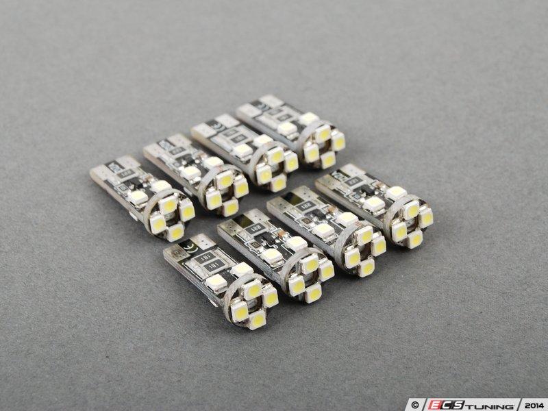 ECS Tuning:: LED Interior Lighting Kit For Your SLS AMG
