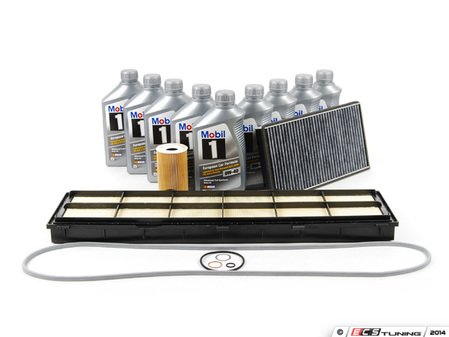 ES#2580539 - 99757121901KT43 - ECS Major Maintenance Kit - Everything you need to complete your scheduled major maintenance - Assembled By ECS - Porsche