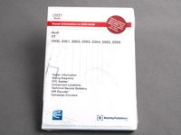 ES#1866793 - ATT6 - Audi MKI TT DVD-ROM Service Manual  - A comprehensive must-have for any do-it-yourselfer. - Bentley - Audi