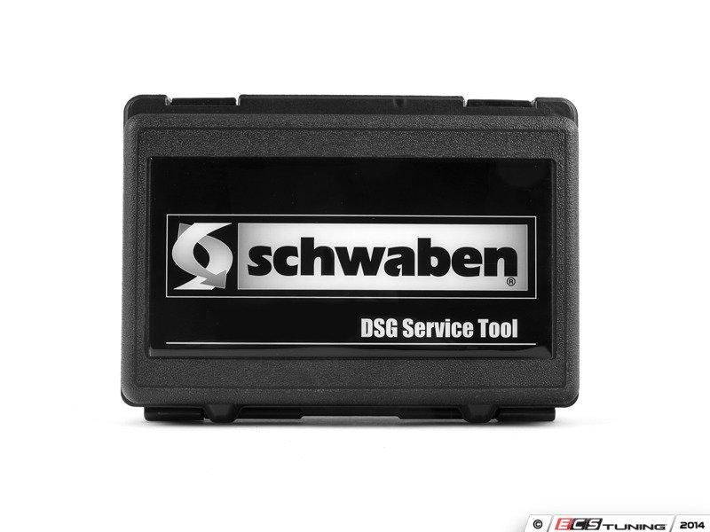 ECS News - Audi A3 8P DSG Transmission Service Tool