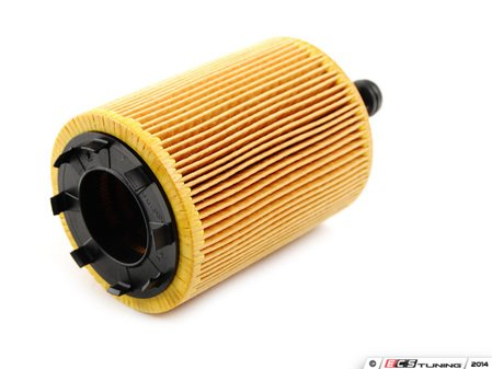 ES#2561097 - VR624VOEM -  Genuine Oil Service Kit - Includes Genuine oil filter and Genuine 5w-40 oil - Genuine Volkswagen Audi - Volkswagen