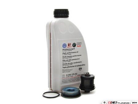 ES#2062517 - 02D598574 - Haldex Service Kit - Oil and filter for the 40k mile service of your Haldex - Genuine Volkswagen Audi - Audi Volkswagen