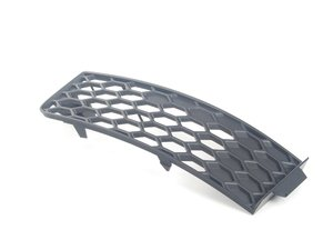 ES#454692 - 8N0807682G3FZ - Air Guide Grille - Black - Right - Keep your exterior looking clean - Genuine Volkswagen Audi - Audi