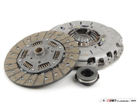 ES#2538757 - 078198123G - LUK Audi RS4 Clutch Kit - Revive the response & feel of your transmission with an RS4 clutch - LUK - Audi Volkswagen
