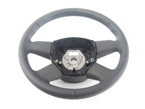 ES#1285884 - 8R0419091A1KT - Steering Wheel - Soul (Black) - Change your look or replace a damaged unit - Genuine Volkswagen Audi - Audi