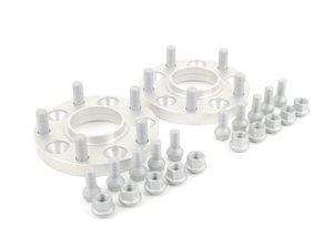 ES#2576105 - 36795725 - TRAK+ Wheel Adapter - 18mm Thickness - Adapts Porsche wheels (5x130 bolt pattern, 71.6mm center bore) to your BMW (5x120 bolt pattern, 72.6mm center bore) - H&R - BMW