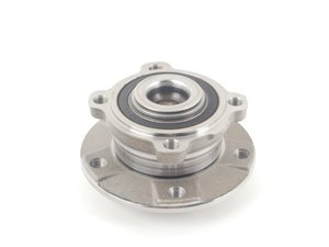 ES#2524833 - 31226765601 - Front Wheel Hub/Bearing Assembly - Priced Each - Includes wheel bearing - MTC - BMW