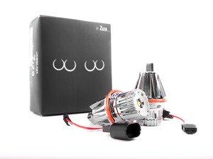 ES#2718025 - 003585ZIZ01A - LED Angel Eye Bulb Set - Crisp, bright, modern lighting with plug & play installation - no error codes! - ZiZa - BMW