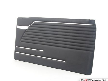 ES#96360 - 51411816856 - Door Trim Panel - right - Schwarz/Schwarz. Interior trim of the left door panel - Genuine BMW - BMW