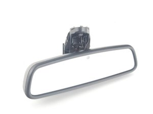ES#1897858 - 51169225980 - Rear View Mirror - Includes LED for alarm system, garage opener, digital compass and high-beam assist - Genuine BMW - BMW