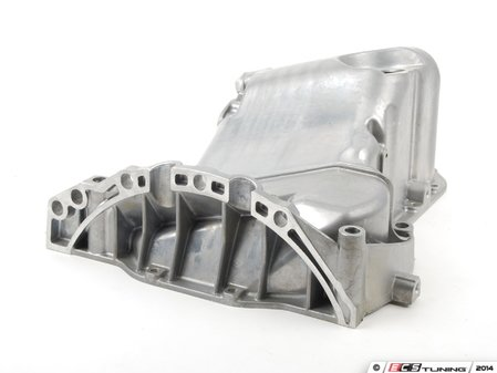 ES#2602606 - 058103598CKT2 - Oil Pan Replacement Kit - Everything required to replace your leaking pan, including the oil change - Assembled By ECS - Audi