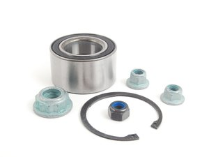 ES#2679241 - 1J0498625A - Front Wheel Bearing - Priced Each - Fits the left or right side and includes necessary hardware - Genuine Volkswagen Audi - Audi Volkswagen
