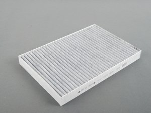 ES#2731923 - 4B0819439C - Charcoal Lined Cabin Filter / Fresh Air Filter - The activated charcoal filters odor from reaching the cabin - Mann - Audi