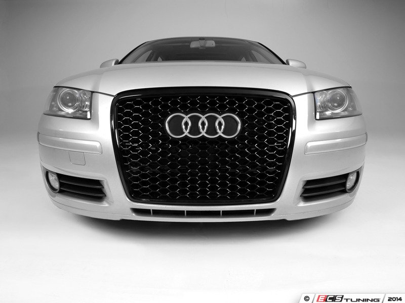 ecs news audi 8p a3 holiday sale ecs rs mesh style grilles. Black Bedroom Furniture Sets. Home Design Ideas
