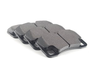 ES#2581423 - HB651Z.624 - Hawk Performance Ceramic Brake Pad Set - Ceramic composite brake pads - Hawk - Porsche