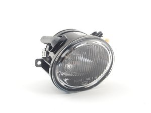 ES#2581258 - 63172228613 - Fog Lamp Assembly With Fluted Lens - Left - Comes with bulb - ZKW - BMW