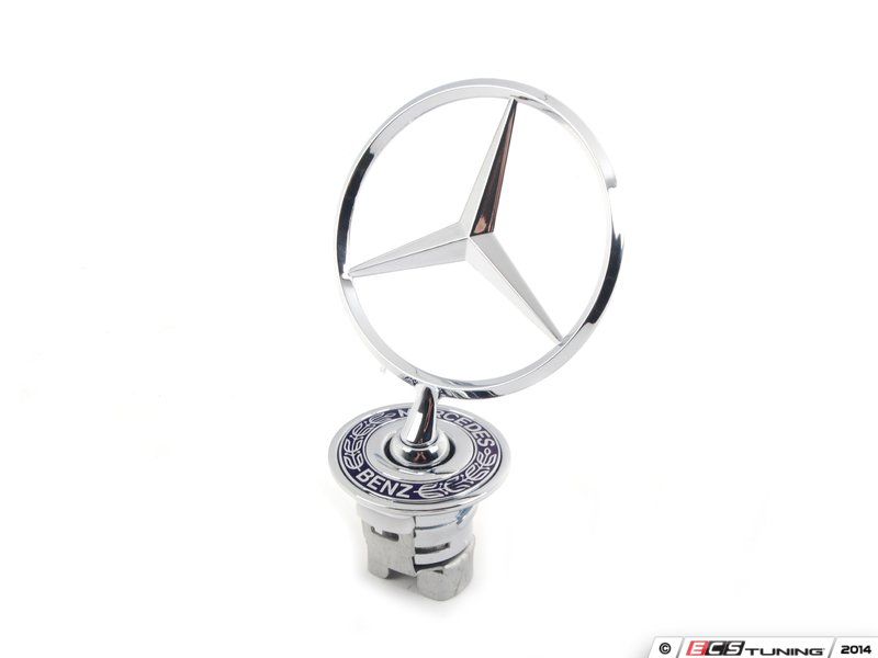 Genuine mercedes benz 2108800186 star emblem for Looking for mercedes benz parts