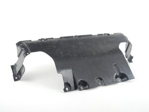 ES#415215 - 7L0825285C - Front Belly Pan - Stop the elements from getting inside your vehicle's engine bay - Genuine Volkswagen Audi - Volkswagen