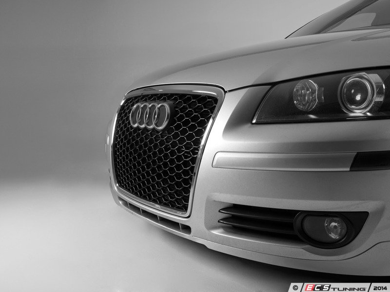 Ecs News Grille Out This Spring With Ecs Audi Rs Style