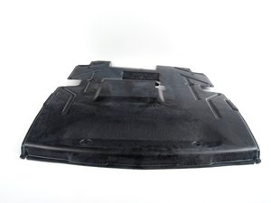 ES#1654700 - 1245241530 - Engine Belly Pan - Protect your engine from road debris - Genuine Mercedes Benz - Mercedes Benz
