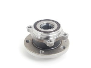 ES#2738761 - 5K0498621 - Wheel Bearing/Hub Assembly - Priced Each - Fits the left and right side, hardware not included - KMM - Audi