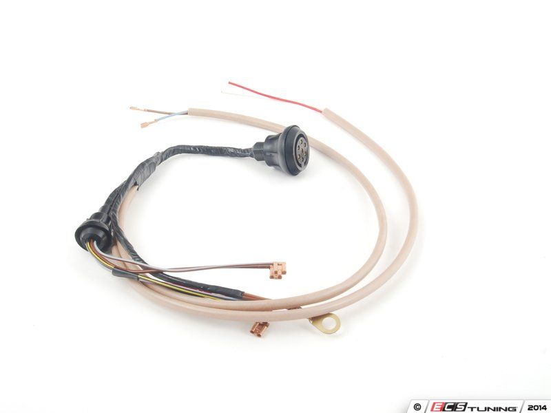 533945_x800 genuine porsche 91161203910 tail light wiring harness priced wire harness tail light at bakdesigns.co