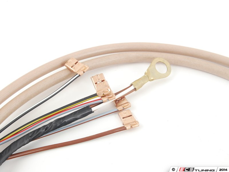 genuine porsche - 91161203910 - tail light wiring harness ... porsche tail light wiring 1957 chevy tail light wiring harness #11