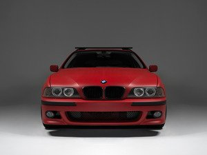 M5 Replica Front Bumper Conversion