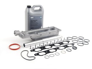 ES#2738449 - 11141439975KT5 - Basic Water Pipe Service Kit  - Includes everything needed for a basic water pipe replacement - Assembled By ECS - BMW