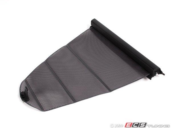 ES#83473 - 51167110205 - Rear Sun Shade - Left  - Covers the rear quarter window - Genuine BMW - BMW