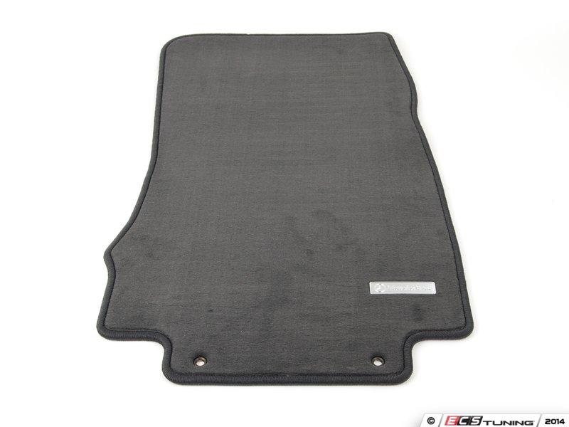 Genuine mercedes benz 67681101 carpeted floor mat set for Mercedes benz car floor mats