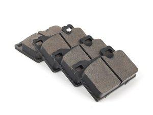 ES#2581614 - D8445OSM - Brake Pad Set - OP Parts semi-metallic brake pads - OP Parts - Porsche