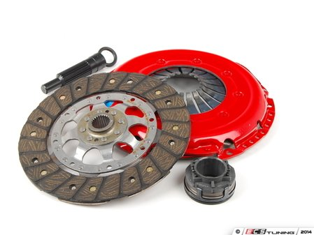 ES#3098851 - k70205hddmfKT - Stage 1 Heavy Duty Clutch Kit - Ideal for the spirited daily-driver. Rated at 265ft/lbs. - South Bend Clutch - Audi Volkswagen